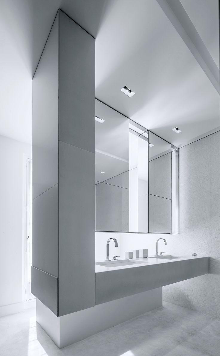 388 best Minimalist Bathroom Design images on Pinterest | Minimalist ...