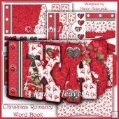 Christmas Romance Word Book 1