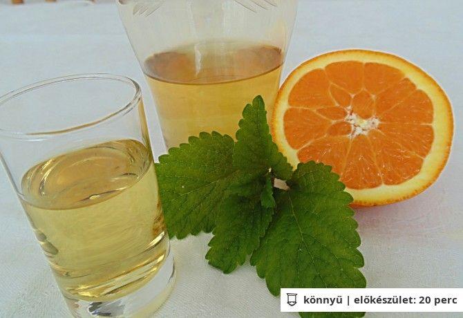 Narancslikőr Lizinka konyhájából