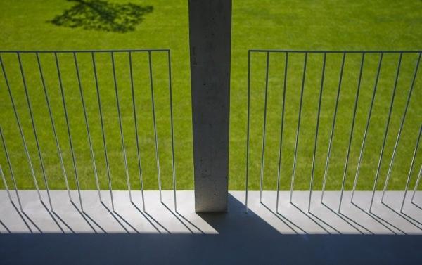 Walking railing
