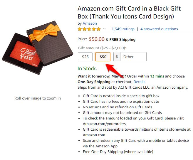 How To Send An Amazon Gift Card To Someone Else In 2020 Amazon Gift Card Free Amazon Gifts Free Amazon Products