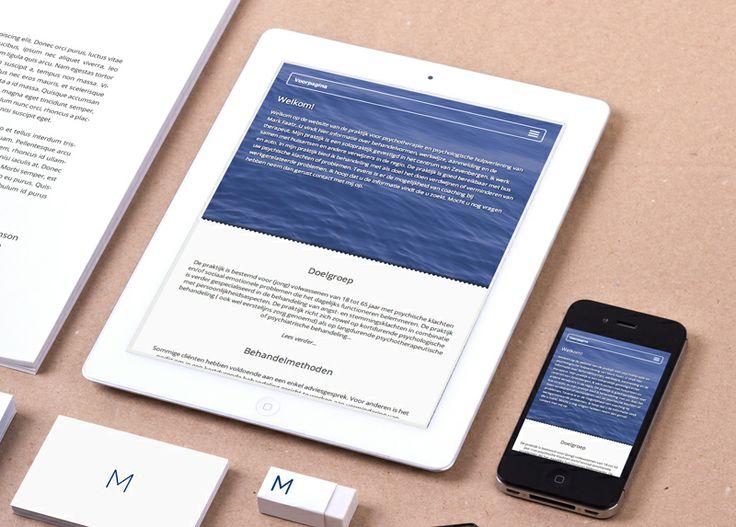 Mark Faatz - Responsive webdesign