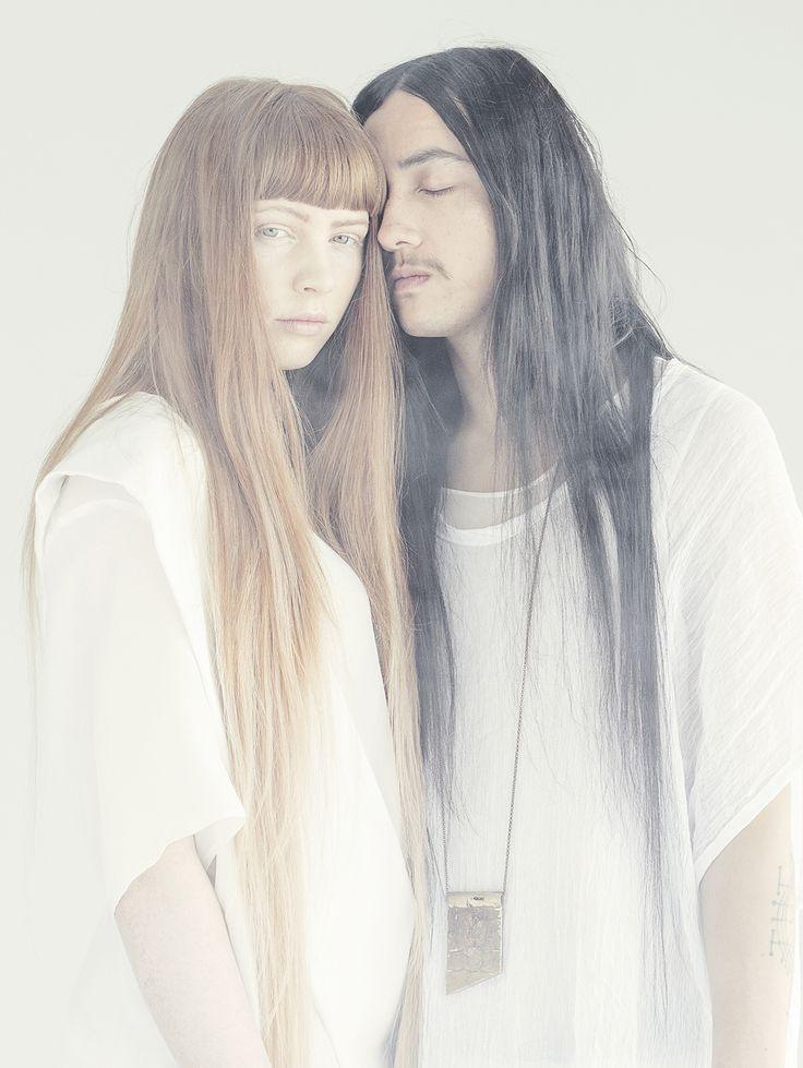 Image captured for NZ designer Lela Jacobs third place collection