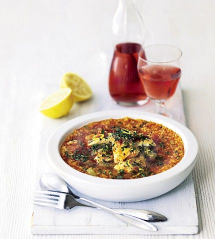 Siciliansk fiskgryta/ELLE mat & vin