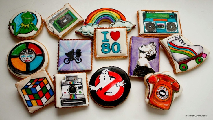80's Cookies