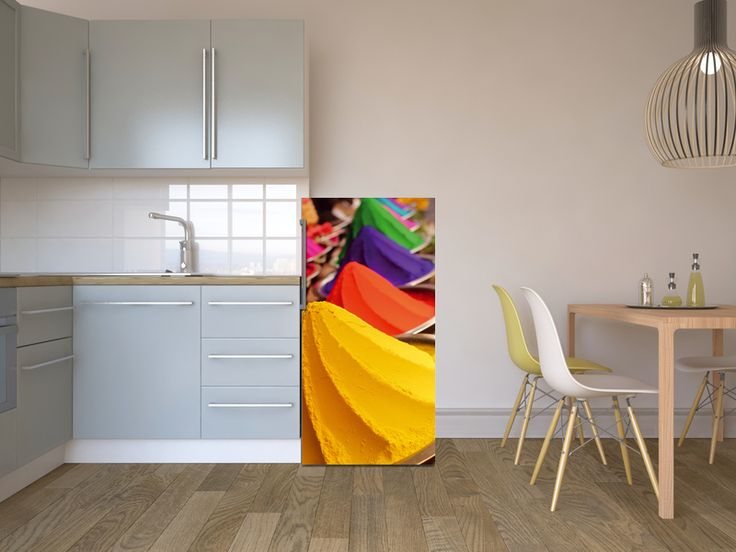 1000 Bilder zu Küchenfolien und Kühlschrankfolien