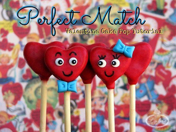 Valentine Cake Pops - A Craftsy Tutorial