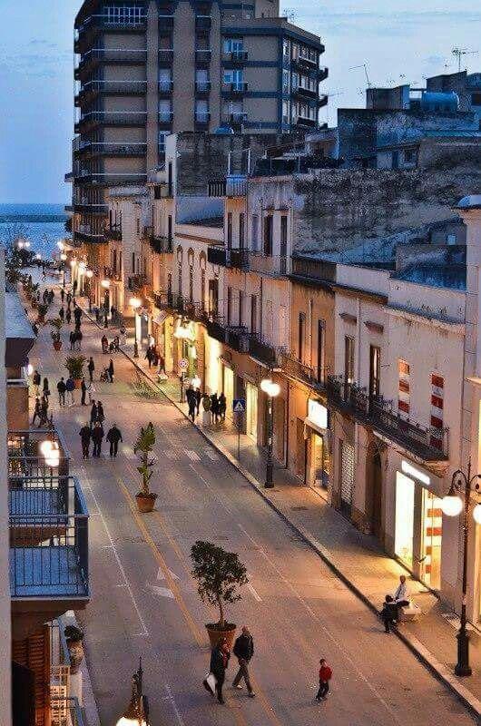 Mazara del vallo, Sicilia Io amo la mia città ❤❤