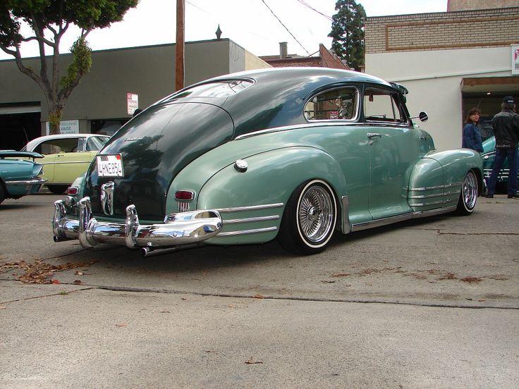 31 best images about 1948 chevrolet fleetline coupe on for 1947 chevy fleetline 4 door