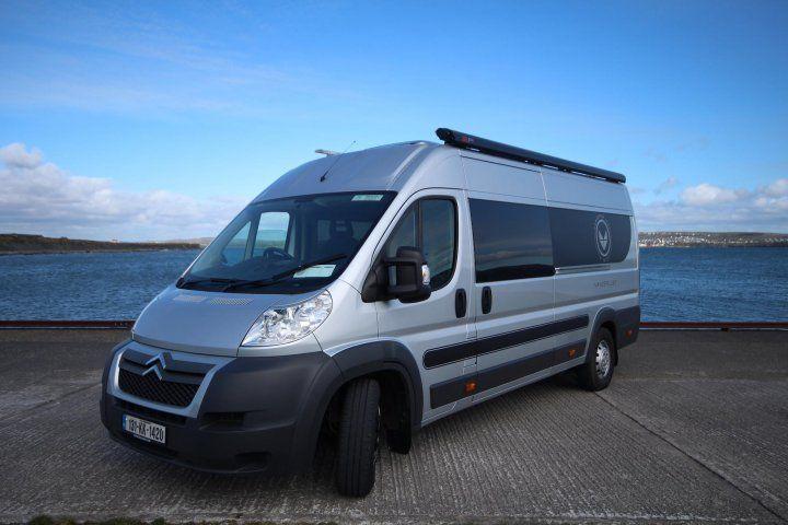 Campervan Hire Ireland | Motorhome Rental | Campervan & Motorhome Sales