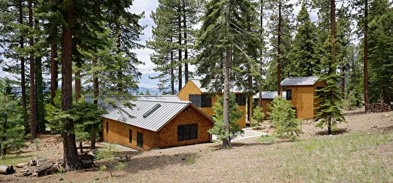 11 best lake tahoe residence images on pinterest lake for Lake tahoe architecture firms