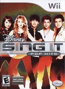 Sing It Pop Hits, Disney - Wii Game