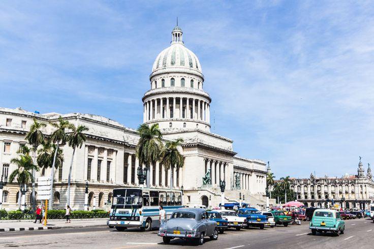 Capitolio Havanna Cuba
