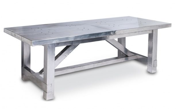 Coco Republic B52 Dining Table - Aero