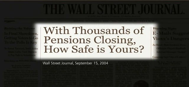 Our country and the people in it are facing a major Retirement Crisis.  This video explains some of the pitfalls people like you are encountering.  To help shield you and your family you need the services of a professional and the professional we recommend is Michael Andrews Jr 916-238-8282  http://www.AndrewsFinancialServices.com  License#: 0E60759