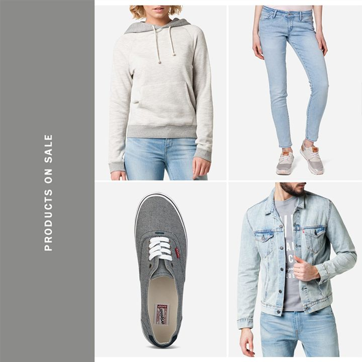 #products on #sale #jacket #jeans #denim #trainers #sweatshirt #levis #liveinlevis