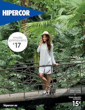 ➡Hipercor: Moda primavera 2017 - Hipercor: Moda primavera 2017  ➡ Ver Catalogo