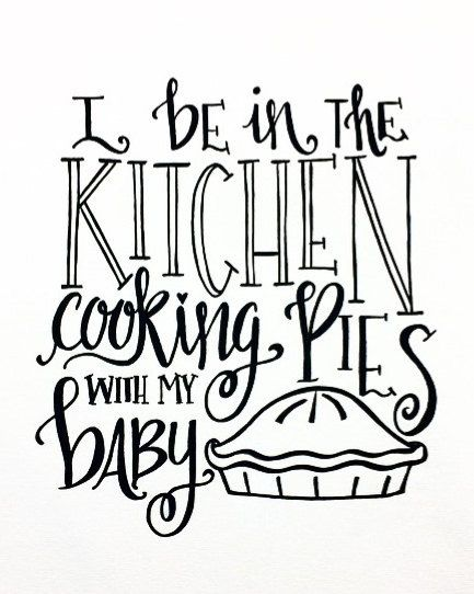 Fetty Wap 1738 Lyrics Kitchen Art Print of by AudraStyleArt