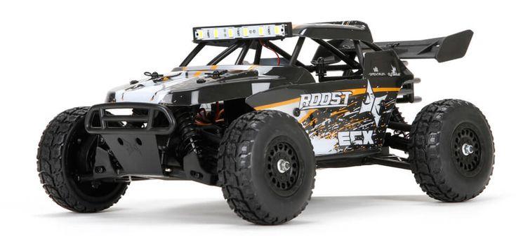 ECX Roost Desert Buggy 4WD 1:18 Model RTR pomarańczowyECX01005IT1 - Sklep internetowy German Rc