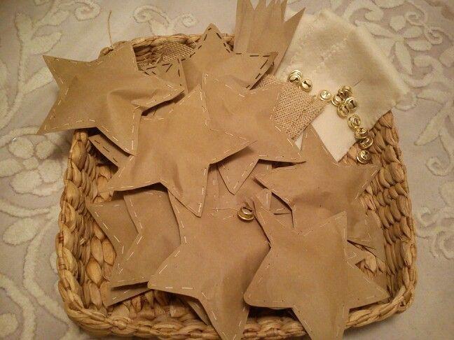 Χάρτινα αστέρια