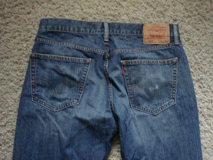 1000  images about Men's Jeans on Pinterest   H m men, Men's denim ...
