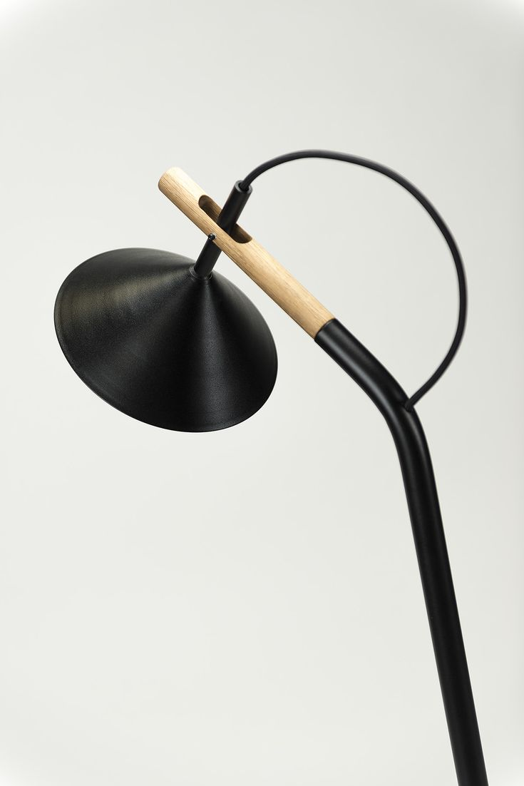 Metal Floor Lamp Inspired By A Posture Of A Nun. Humble In Design But  Powerful In Statement. Photo