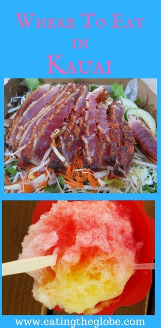 """The Essential Guide To The """"Must Eat At"""" Food And Restaurants In Kauai"""