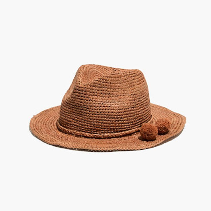 Fashion tips and a packing list for a vacation to Hudson, New York: Don't forget a chic fedora to protect your skin in style