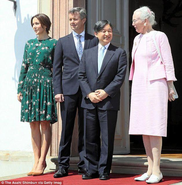 Royals & Fashion: princesse Mary
