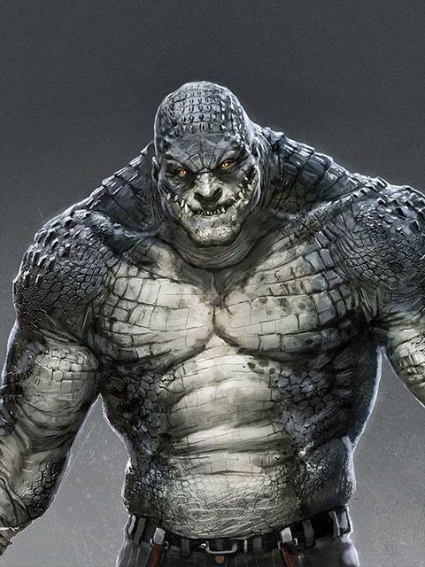 Killer Croc, Waylon Jones (Secret Society of Super-Villains) | Superhero  Database