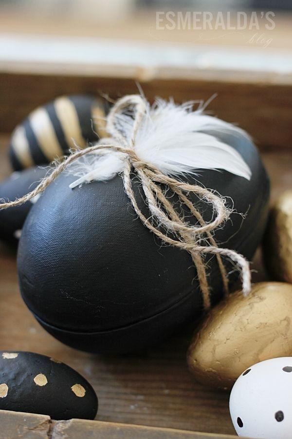 Easter eggs.....