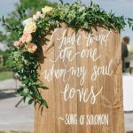 22 Great Wedding Sign Ideas to Inspire Your Big Day