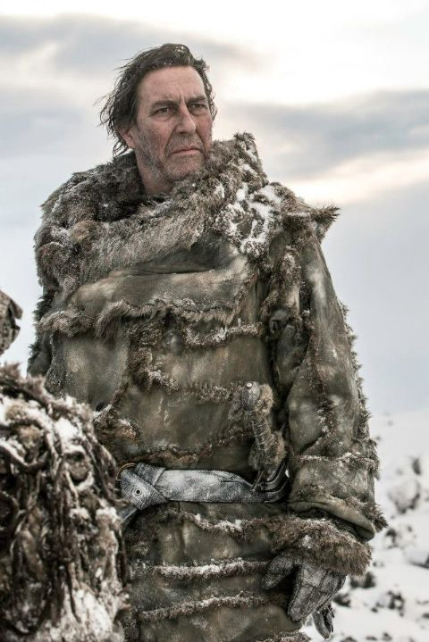 Game Of Thrones Season 3 Photos, Mance Rayder