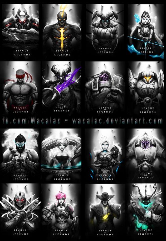 League of Legends --