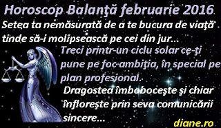 diane.ro: Horoscop Balanţă februarie 2016