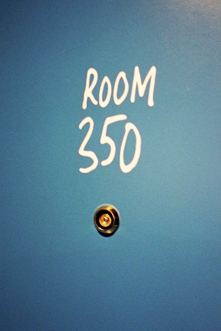 I'll be in room 350.