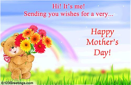 Sending You Wishes For A Very Happy Mothers Day Pictures, Photos, and Images for Facebook, Tumblr, Pinterest, and Twitter