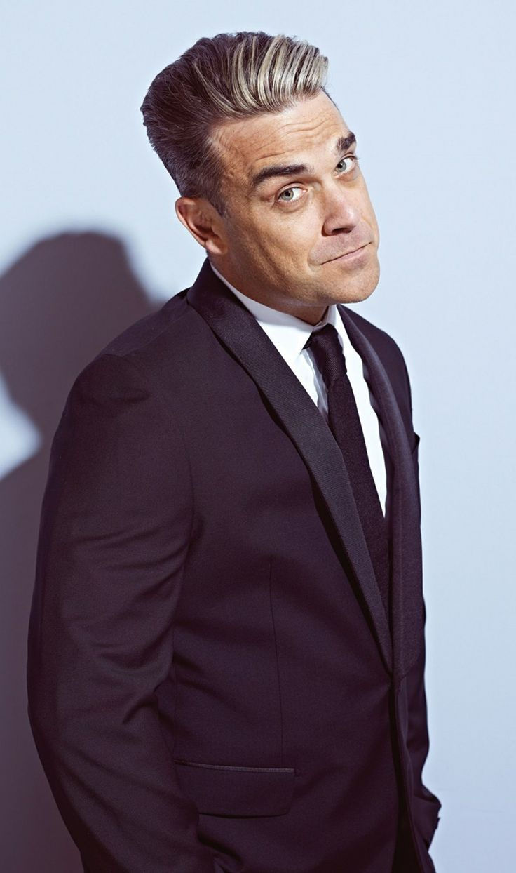 Robbie Williams yummm!
