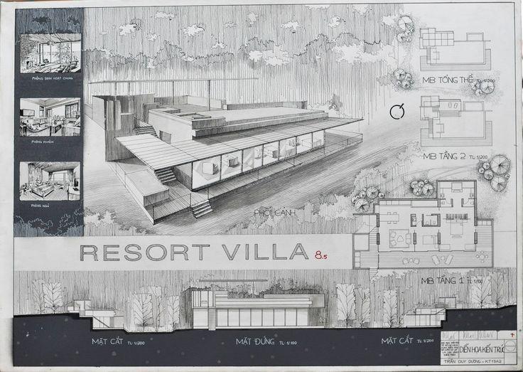 Kết quả hình ảnh cho đồ án cơ sở kiến trúc