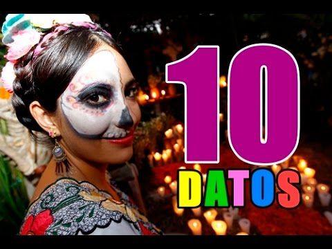 10 Datos que Probablemente Deconocías del Día de Muertos El día de Muertos es una tradición mexicana y de algunos países de Centro América, en la cual honran...