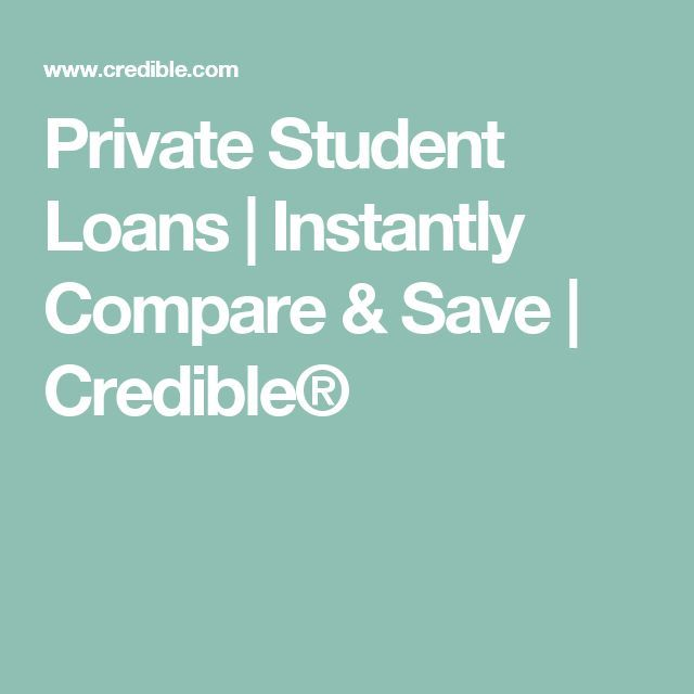 Awesome Auto Refinancing: Private Student Loans | Instantly Compare & Save | Credible®...  Student Loans Check more at http://creditcardprocessing.top/blog/review/auto-refinancing-private-student-loans-instantly-compare-save-credible-student-loans/