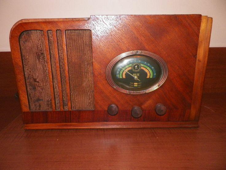 Vintage airway radio beacons