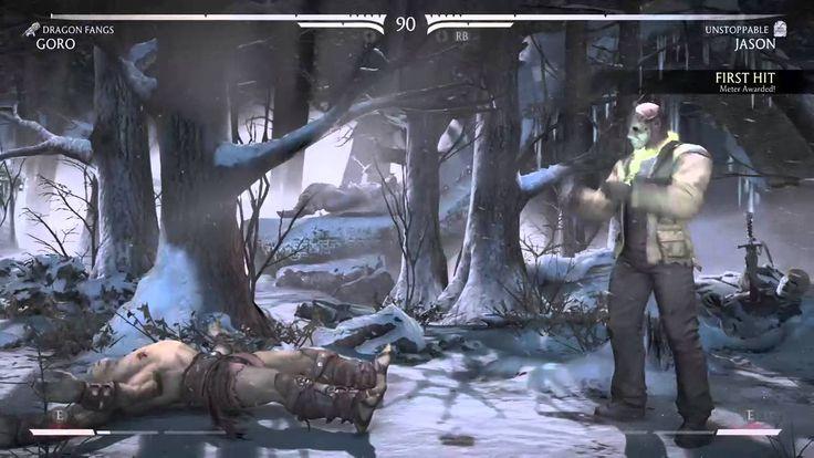 mortal kombat 6 fight - Google Search