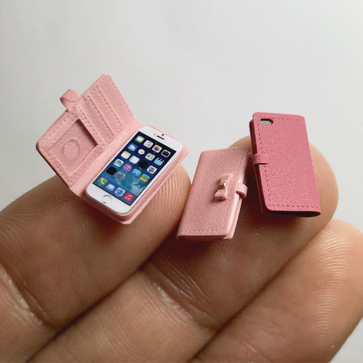 Miniature cellphones #miniatureaccessories