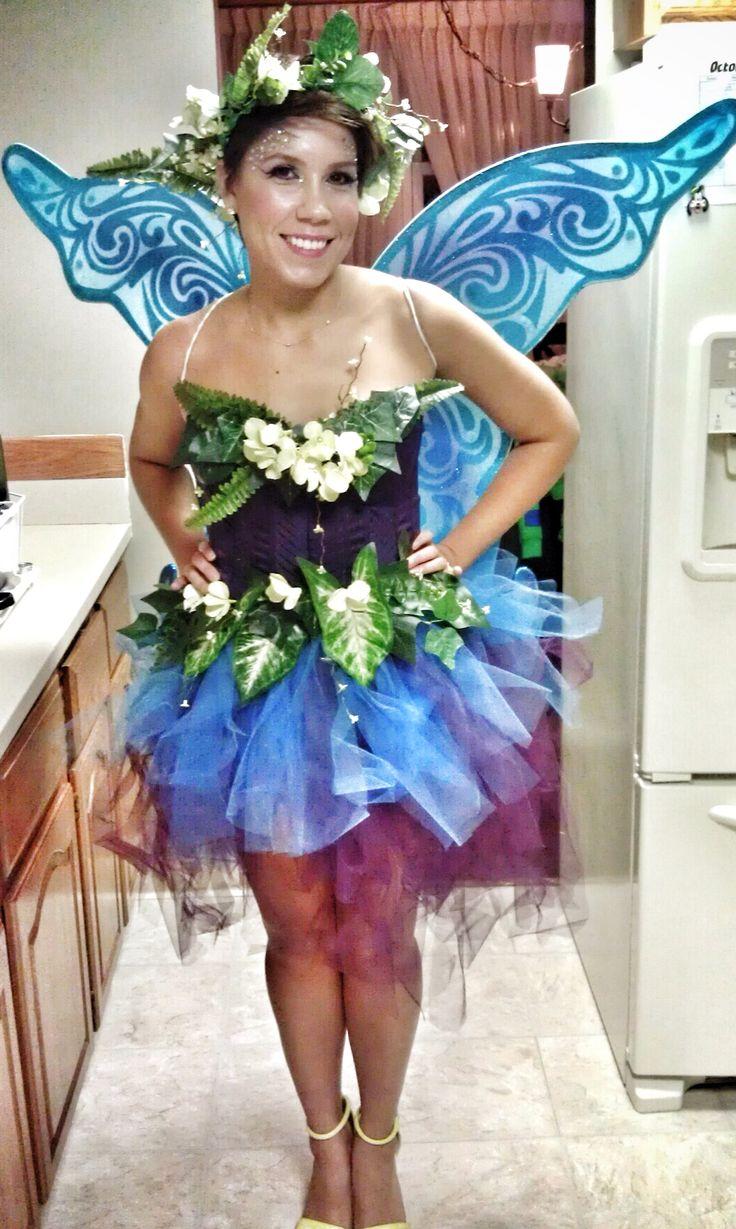 Fairy Costume Halloween Diy Halloween Pinterest 400 x 300