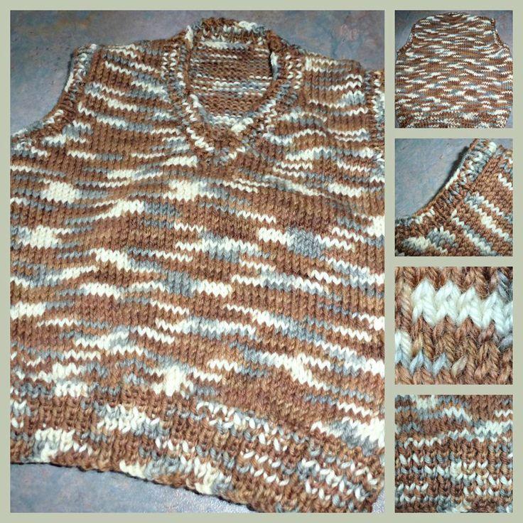 Woollen Vest.