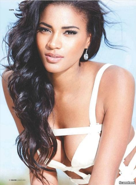 Leila Lopes!!!!! My fave Miss Universe