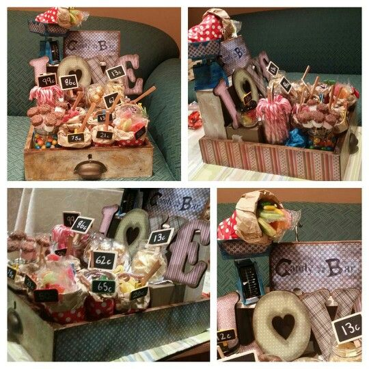 Candy Bar Gift..from Upcycled. . @gifts by Zy