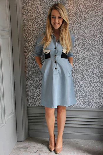 A fab Orla Kiely dress included in our Blue Ribbon sale!