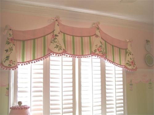 very little fabric, very simple treatment. It's the design & use of embellishment that makes this so cute